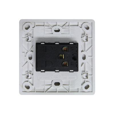 飞利浦开关 开关插座 q2墙壁开关面板 双开单控开关 212 双开单控 可